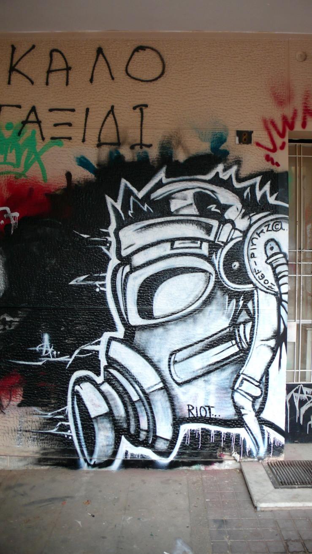 graffiti essay