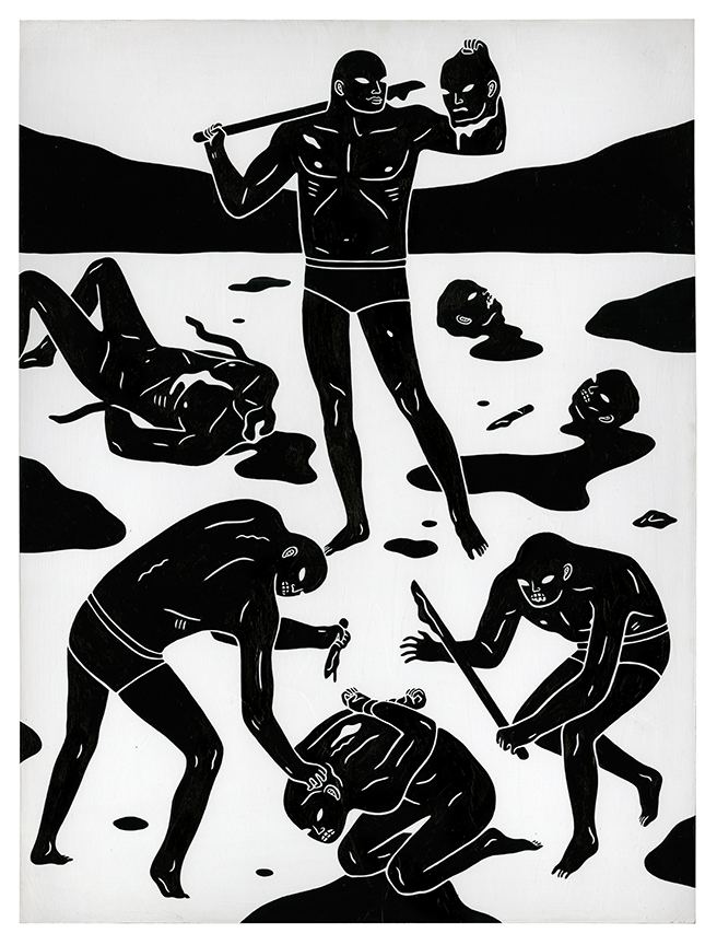 Cleon Peterson End of Days-1